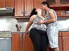 Hot Teen Fat White Chcik Gets Hunk Fuck