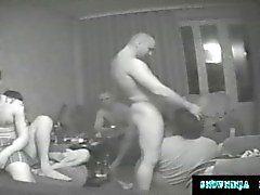 Hidden cam Bang russische Marines und Truckers