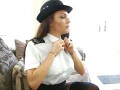 JENNA HOSKINS Bribed Officer Pt1