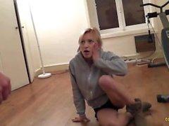 Karate Kicking Coach Mandy