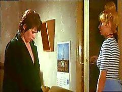 Ingrig Steeger - lesb scene