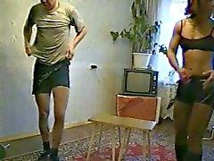 Ryska Hardbody spanks