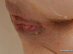 Emily Addison & Memphis Monroe pussy shaving