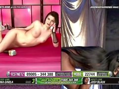 Gina Ginela and Josy Black Babestation24 140524 01