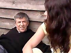 Старые зрелого любительские и подросток русским дп групповухи Петер имеет