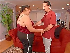 Лорелай Givemore ( Жир Большие красивые женщины ) и Грязный Гарри ( Латино американский)