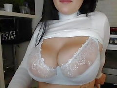 Dicke Titten BBW Chubby Teen 2! CUM! WEBCAM! BOOBS! WICHSEN!