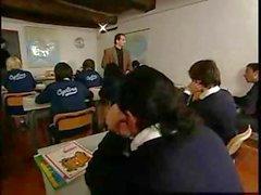Sex After Class With The Teacher