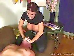 Goldie Blair Breast Smother