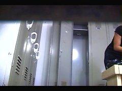 Instructora de ejercicios aeróbicos del Bodytech de 2