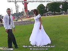 Raue anal ficken Orgie bei der Hochzeit