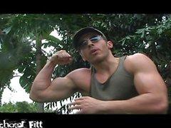 Michael Fitt - soldier