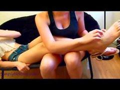 Simply Tickling - TORI FULL SHOOT TICKLING MIX