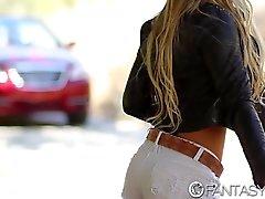 HD FantasyHD - Sexy blonde Cameron Dee fucked