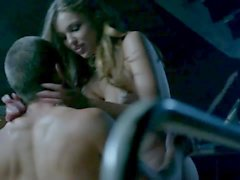 Lili Simmons Nude Sex Scene In Banshee Series