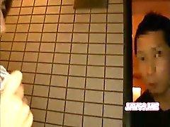 Entzückende Verführerische Koreanisch Mädchen verdammtes
