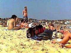 Girls beach