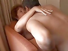 Old Granny Amy Lynn Craves Hard Cock