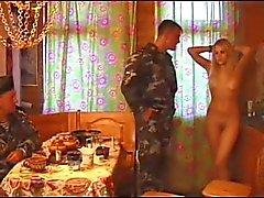 Prostituta em mãos da polícia