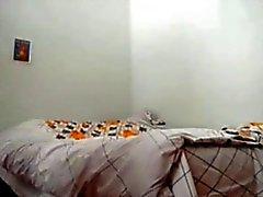 Hecho en casa de webcam El Pecho 451