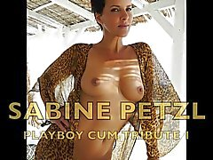 Di Sabine Petzl tedesco Playboy Domestiche sperma tribute