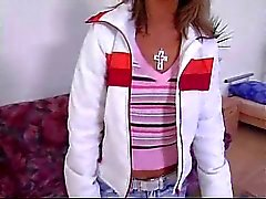 Adolescente polonês Paula porra