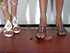high heels shoes party