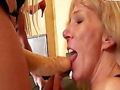 smoking mature lesbians with strapon