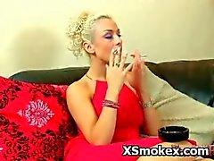 Hot Sexy Deep Smoking Hot Fetish