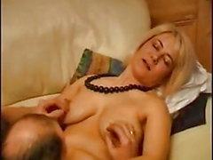Blondes Milf Casting