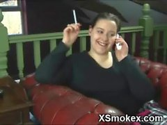 Fat Booty Smoking Teen Hot Fucking
