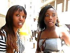 Da vedere queste incredibili le lesbiche abbastanza africano amatoriale alle telecamere !
