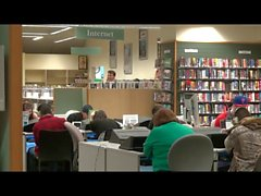 Loud Sex Noises in a Public Library