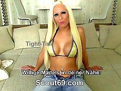 Tyska Fastigheter Hooker Teen bli knullade för pengarna