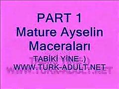 turkish mature AKA aysel