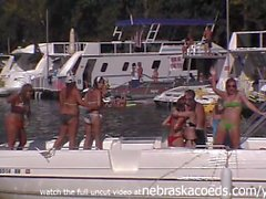 girls just want to have naked public nudity fun and bang themselves every d