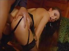 Ginevra Hollander Awesome Anal Action