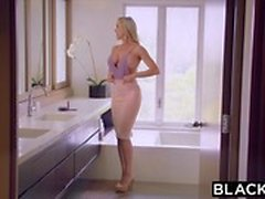 Blacked Brandi Love folla Hijas paso del novio