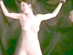 Merciless Agony Treatment Slave Amber