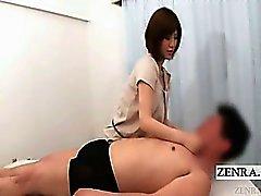 Alaotsikon japanilaisten femdom ylivallan joissa irstas Footjob