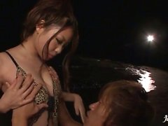 Sexy asian bitch goes crazy part5