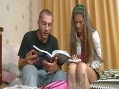 Russo coppia di havingsex dopo la scuola
