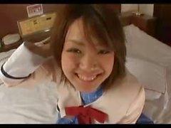 Bir Japon cosplayer