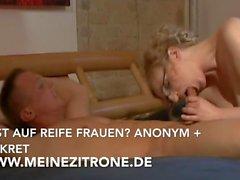 busty german mature blond teacher mother