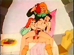 Retro Porn Fairytail