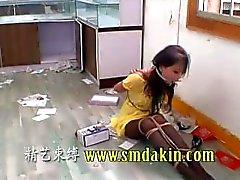 China cautiverio el 46 - tiedherup