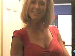 Sexy che puma Teaches ragazzo una lezione un Brandi di amore Avventura Amateur