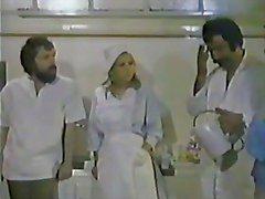 sjuksköterskan