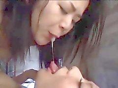Two Girls in Bondage masturbated and Banged