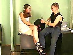 Koulutyttö ( Venäläinen elokuva) osa 1 0f 4